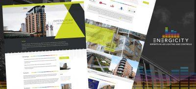 Energicity - Bollington based web strategy