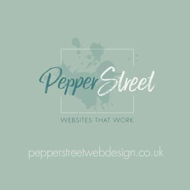 PepperStreet Wordpress Website Design and Build Bollington