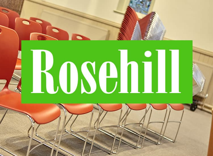 Rosehill WooCommerce WordPress Website