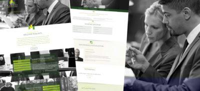 Web Design Blunts Solicitors Macclesfield
