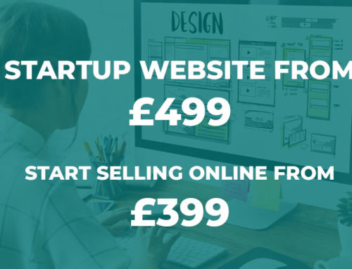 GET YOUR BUSINESS ONLINE FROM JUST £499