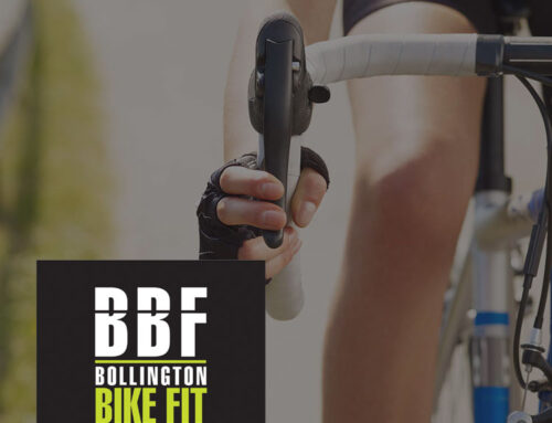 Online Booking at the Bollington Bike Fit Website