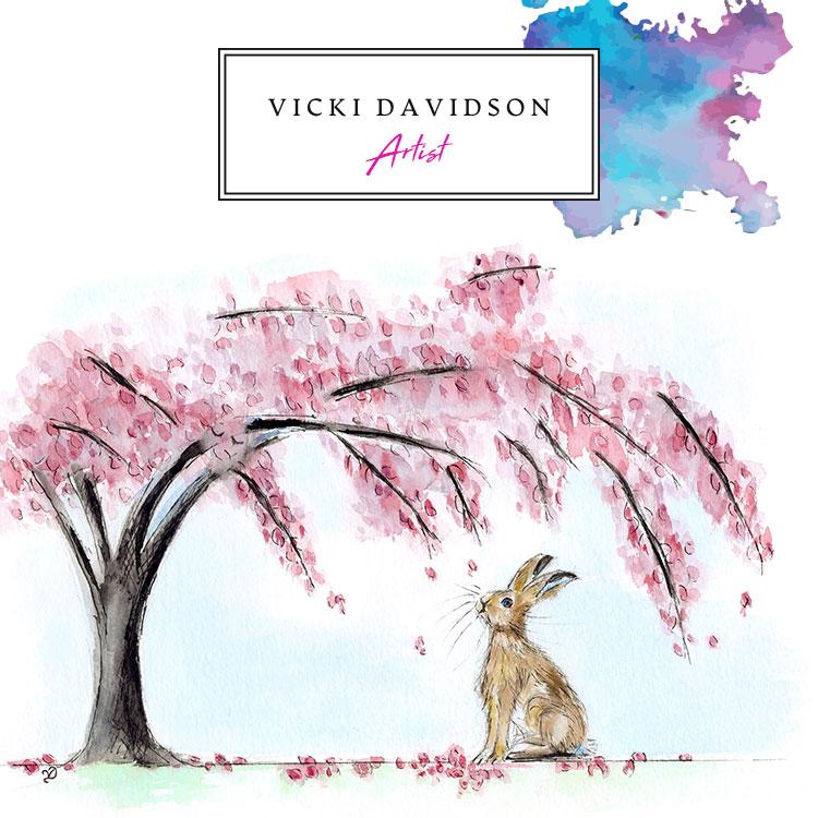 Vicki Davidson Art