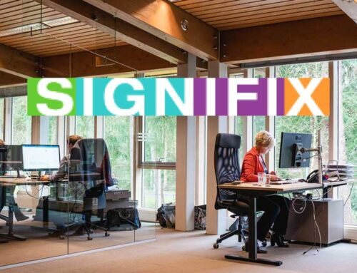 PepperStreet go international with a new website for Signifix.nl