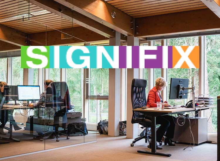Signifix Website by PepperStreet Websites Bollington Cheshire